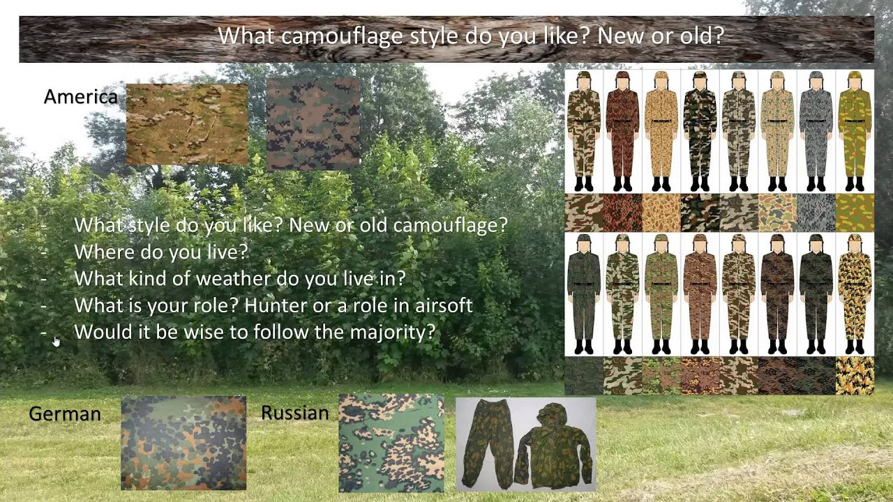 camouflage dating site