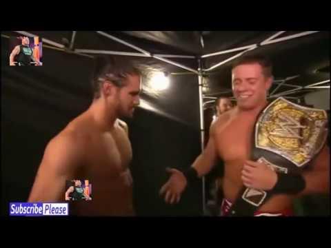 WWE Superstars Backstage Undertaker Brock lesnar The Rock ...