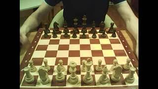Шахматы. Итальянская партия