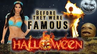 Halloween - before they were famous - origin of halloween