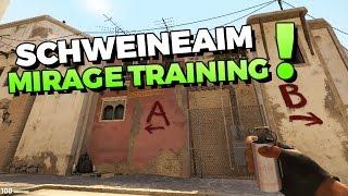 CS:GO - Mirage Taktiksession mit Team Schweineaim