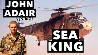 Interview with John Adair on the Sea King