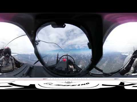 Boeing T-X 360°  Video Experience