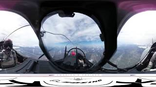 Boeing T-X 360°  Video Experience thumbnail