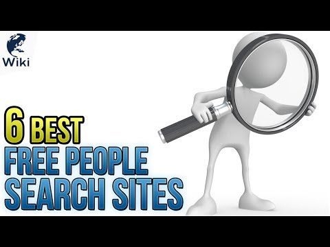 7 Best Totally Free People Search Sites Online (2019)