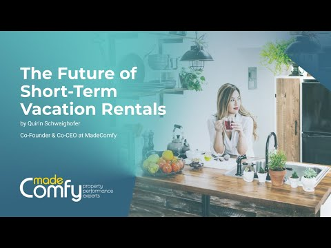 The Future of Short-Term Vacation Rentals - MadeComfy ITB Asia 2020 Travel Conference Presentation