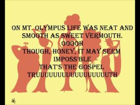 The Gospel Truth I/II/III lyrics