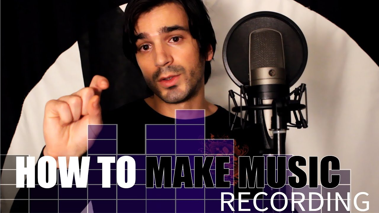 Where can I record a song 35