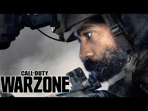 CALL OF DUTY WARZONE PS4 PRO SNIPER NÃO RUSHA #2