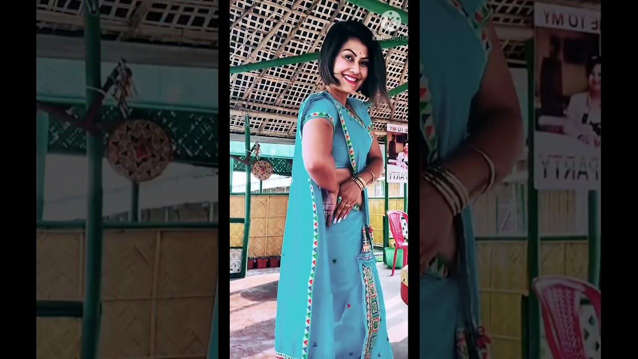 Download Prastuti Porasor bihu dance video with family #prastutiporasor #assamesebihudance