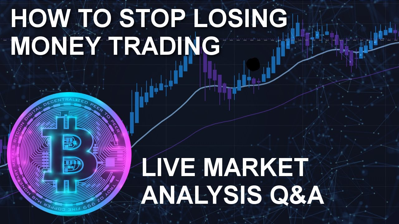 STOP LOSING MONEY   LIVE MARKET ANALYSIS Q&A