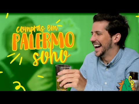 PALERMO SOHO É O BAIRRO MAIS COOL DE BUENOS AIRES