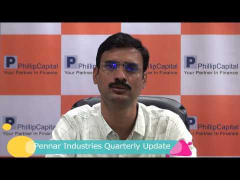 Pennar Industries Quarterly Update