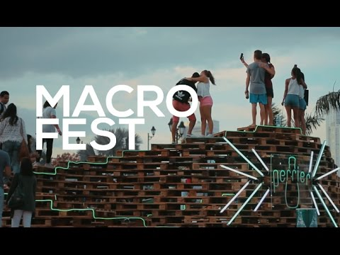 MACRO FEST  PANAMA 2017