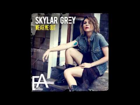 Skylar Grey - Wear Me Out (HQ)