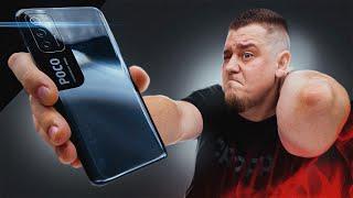 И ЭТО НАРОДНЫЙ ТОП Xiaomi!!!??? Poco M3 Pro 5G