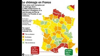 Unemployment in France- a game of figures