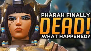 Overwatch: Pharah is Finally DEAD! - What Happened?
