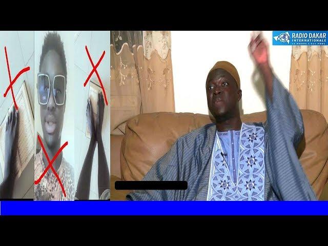Abdoulaye Diop Bichri tacle sévèrement ki takhaw si kamil bi nonou Serigne Touba Ta dinagn ko......