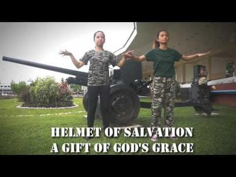 Armor of God with lyrics