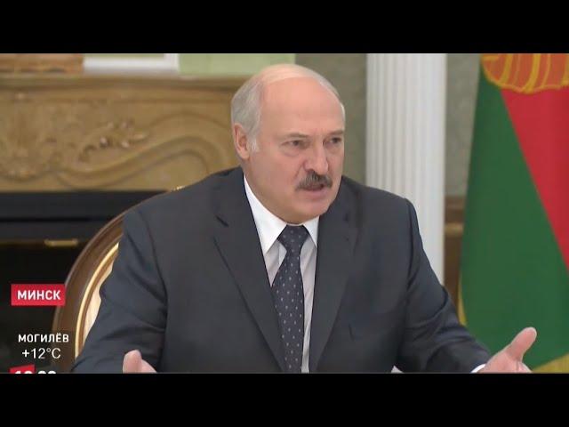 """""""Не из-за диктатуры Лукашенко нас не ждут в ЕС, дело в экономике!"""". Лукашенко о России и Европе"""