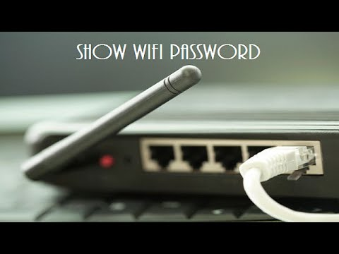 How to Show WiFi  Password in Android Device 2016!