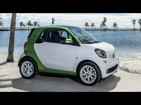 2017 Smart Fortwo Electric Drive - Perfect City Car