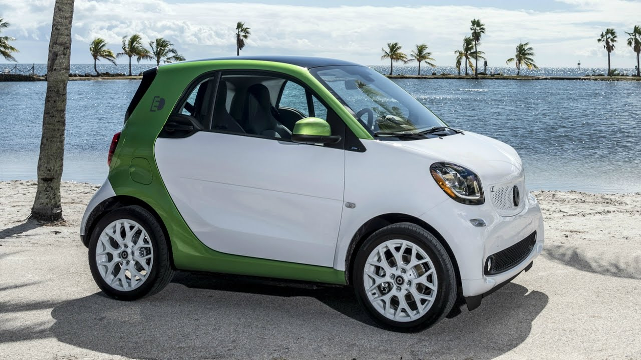 2017 Smart Fortwo Electric Drive Perfect City Car