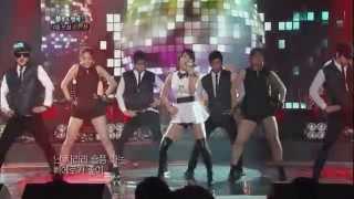 [HIT]불후의명곡2(Immortal Songs 2)-전지윤(4minute) 삐에로는 우릴 보고 웃지20110827 KBS