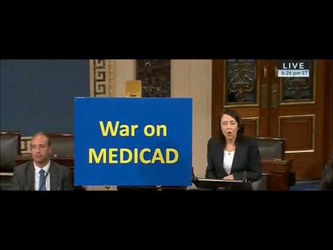 Maria Cantwell embarrassingly funny