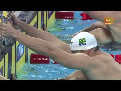 Men's 4x100m Medley Relay FINAL Short Course World Swimming Championships 2018