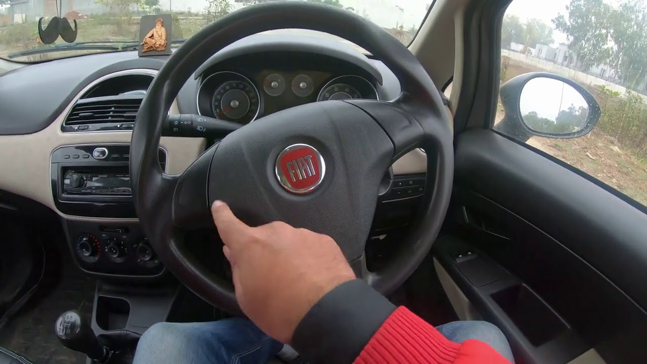 Download Punto EVO Petrol   Glides Through Everything   Most Detailed Review   Spare Wheel