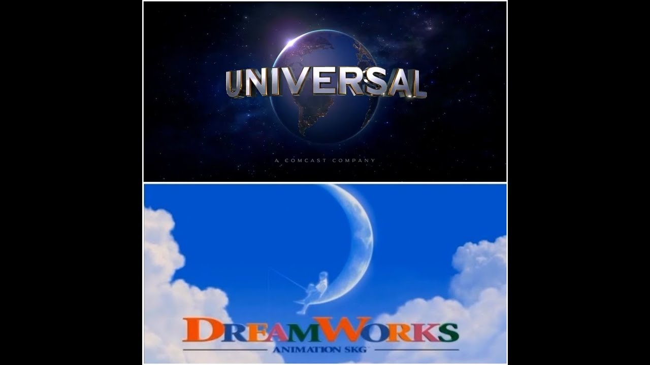 Combo Logos Universal Pictures Dreamworks Animation Skg Madagascar 2 Africa 2008 Youtube