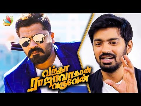 Delay in Simbu's Vandha Rajavaadhan Varuven : Why ? | Mahat Reveals | Interview