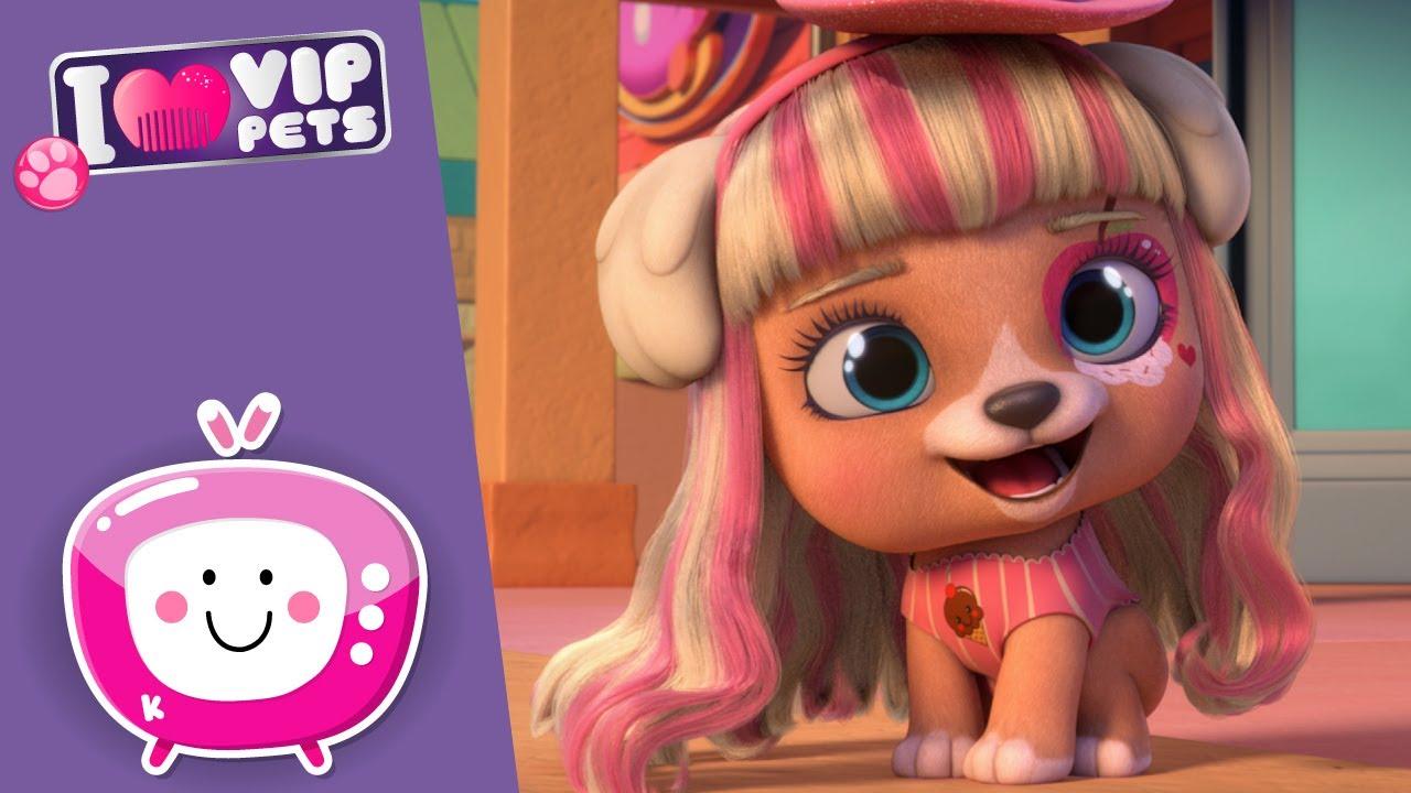 FIESTA de cumpleaños 🎂🥳 VIP PETS 🌈 Nuevo Episodio ✨ NUEVA SERIE 💕 Vídeos para niños en ESPAÑOL