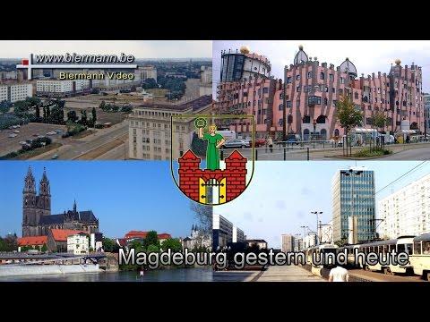 Magdeburg gestern und heute