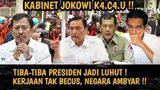 VIRAL HARI INI ~S4L4H Dari Awal, Jokowi Makin K4L4N9-K4BUT ! Info Terkini