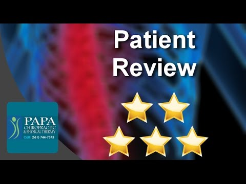 Papa Chiropractic U0026 Physical Therapy Jupiter Remarkable Five Star Review By  Denise S.