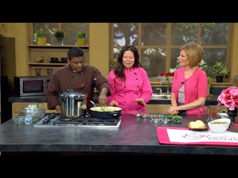 3ABN Today Cooking with Heidi Tompkins and Ivan Raj – Indian Cuisine