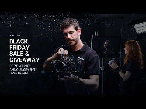 Tilta Black Friday Winners Announcement Livestream