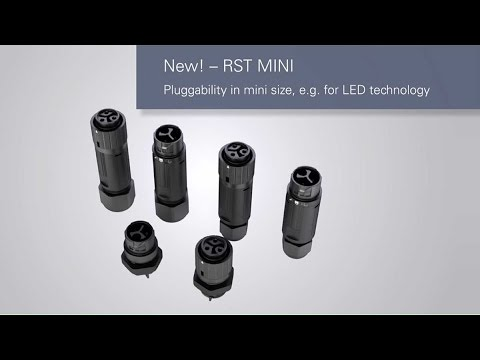 RST Mini Connector - Wieland Electric