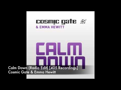 Клип Cosmic Gate - Calm Down - Radio Edit