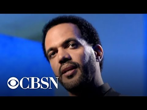 """""""Young and the Restless"""" actor Kristoff St. John dies at 52"""