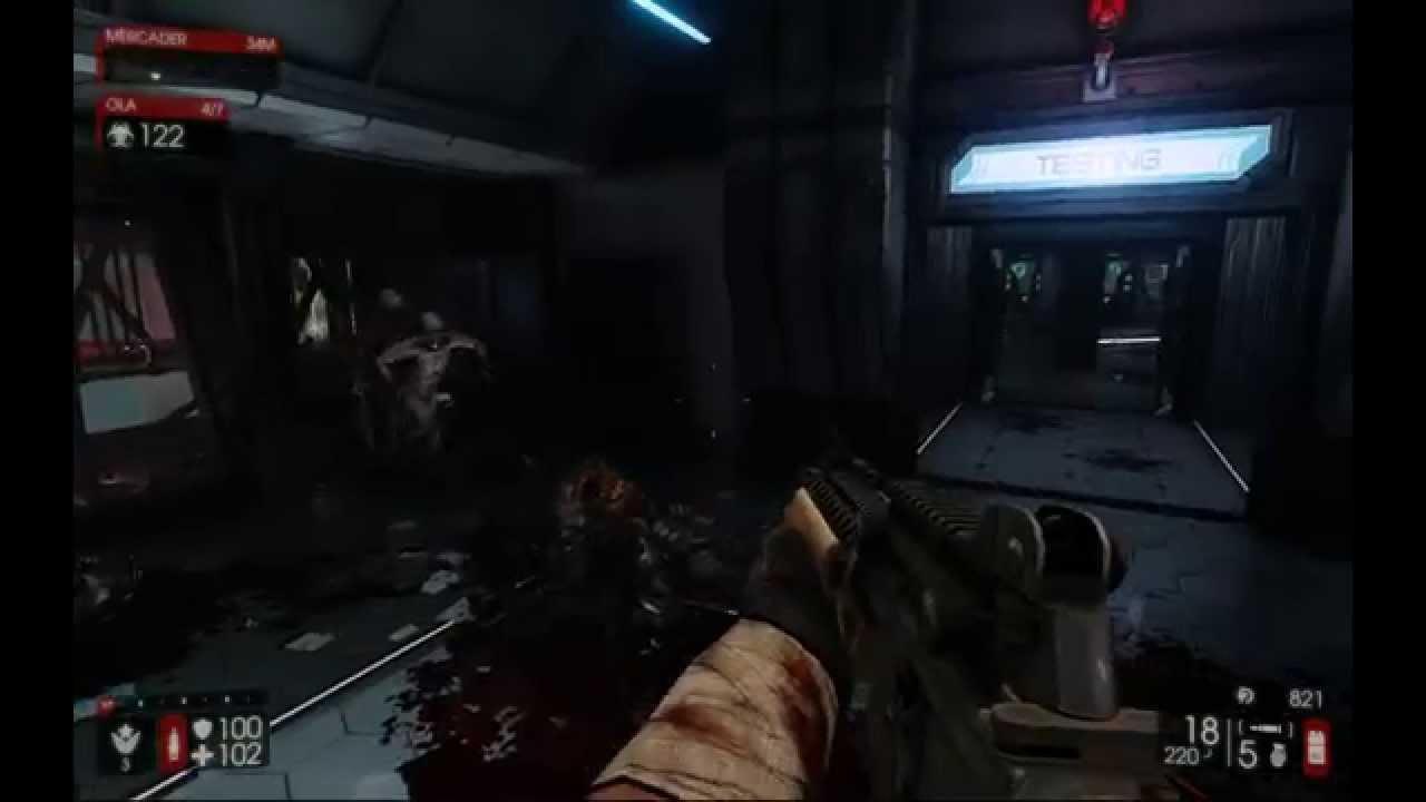 Stalker Ass Killing Floor 2   YouTube