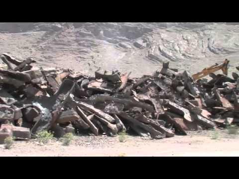Iron ore - Mill Scale - Slag - Cast Iron