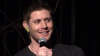 Jensen Ackles sings Seven Bridges Road and Sister Christian