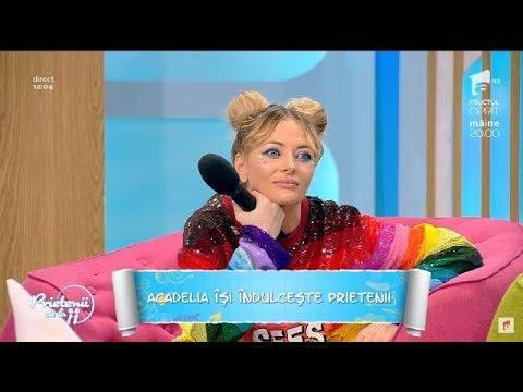 Delia lansează showul
