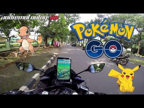 #182 Motovlog Sambil Main Pokemon GO? (21++)