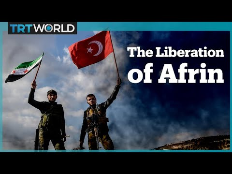 The Liberation of Afrin