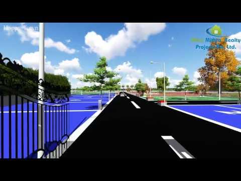 Happy Town | (bwt Kanakapura NH-209 & Mysore Road (Kumbalgadu) !Bhoo Mithra Projects